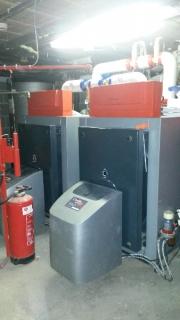 2 Chaudières Viessmann Vitoplex 200 de 90kW